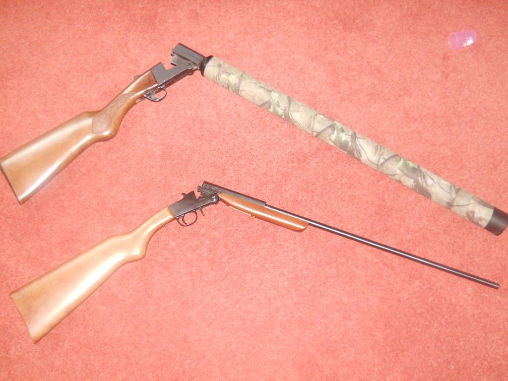 Attractive 9MM Garden Gun Shotgun ...