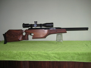 Air Arms Tx 200 Mk 3 Walnut Thumbhole Custom Stock
