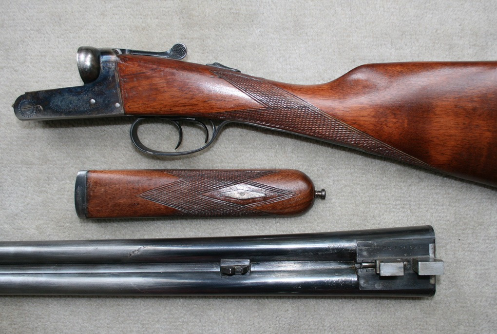 Gorosable, sabel, 12 gauge, Side by Side, Right Handed, Used - Very