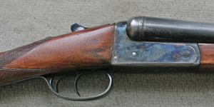 Gorosable, sabel, 12 gauge, Side by Side, Right Handed, Used
