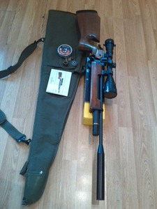 Air Arms, S200 MK1,  22, Used - Very Good Condition, Pre-Charged