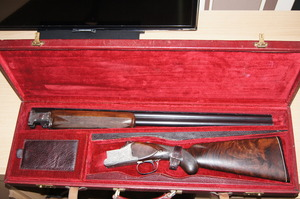 Winchester Grand European 12 Gauge Over And Under