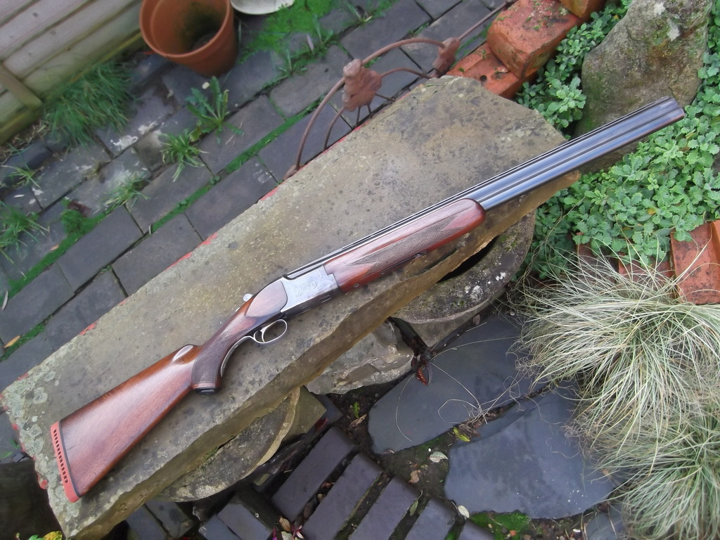 Miroku, old 3800 ? Ore? Ejector, 12 gauge, Over and Under