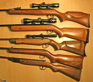 Fotos unknown make break barrel air rifles for sale on gunstar