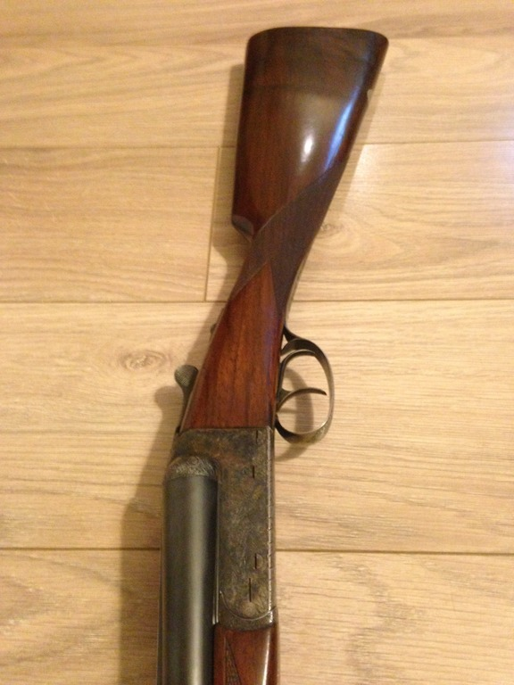 AYA, XXV Boxlock Churchill Rib, 20 gauge, Side by Side
