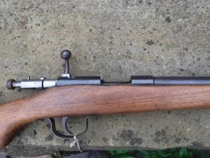 Webley & Scott Bolt action Single shot 9mm Garden - Guns for