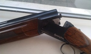 Remington, spr 310, 12 gauge, Over and Under, Right Handed