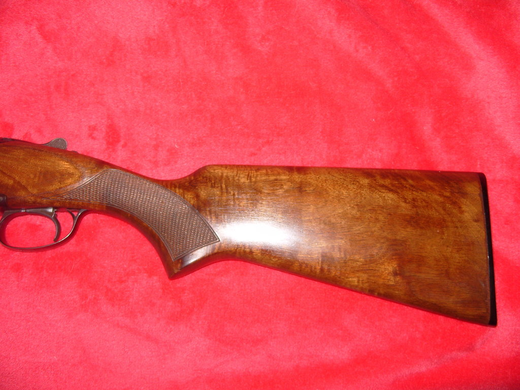 Browning, b27, 12 gauge, Over and Under, Right Handed, Used