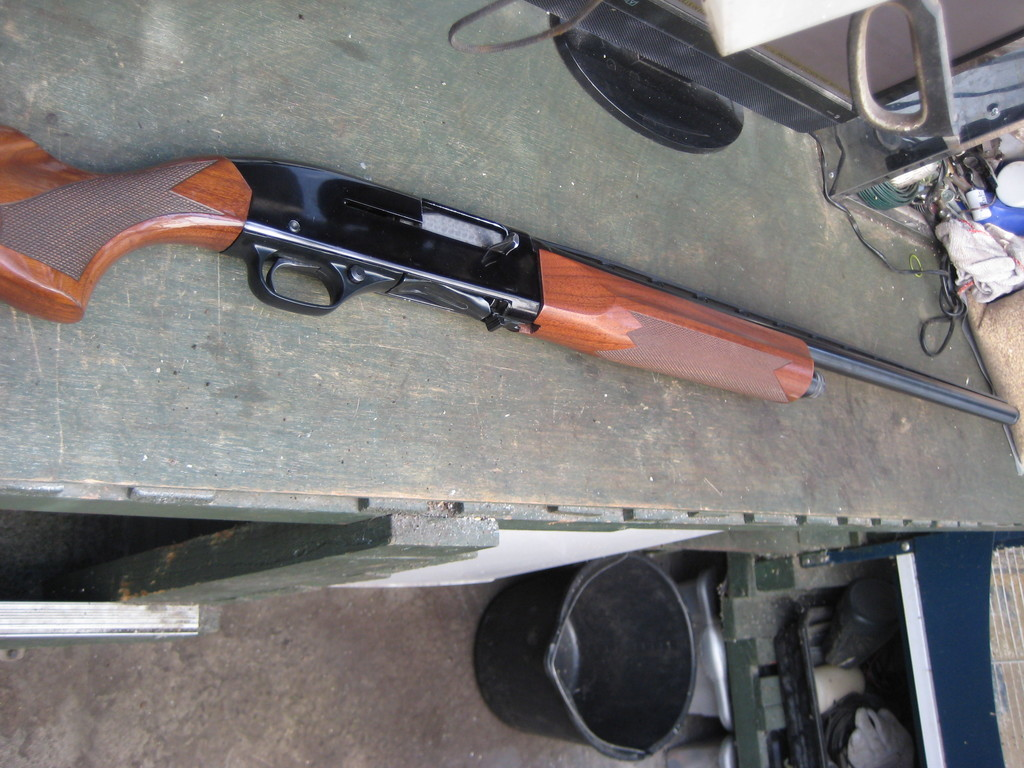 Winchester, 1400 mk2, 12 gauge, Semi-Automatic, Right Handed