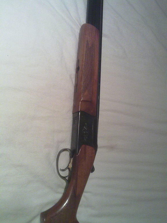 Baikal, , 12 gauge, Over and Under, -, Used - Good Condition