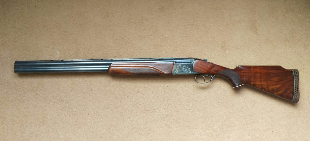 Baikal, IJ-27, 12 gauge, Over and Under, -, Used - Very Good