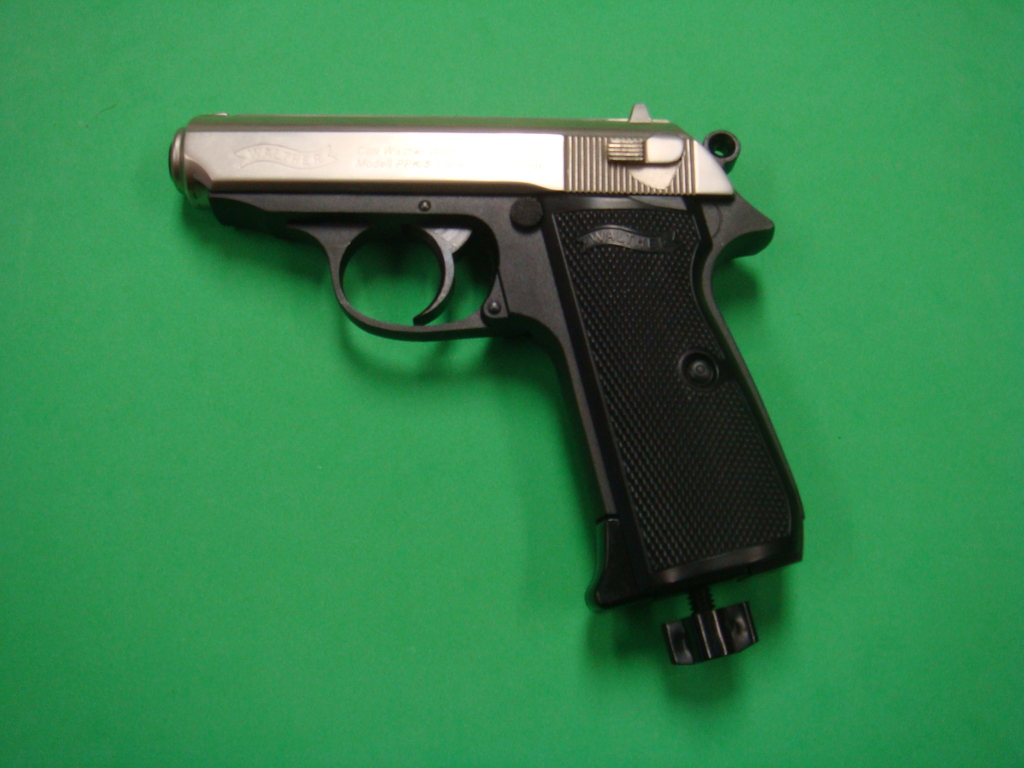 Umarex, Walther PPK/S,  177, Used - Mint Condition, Air