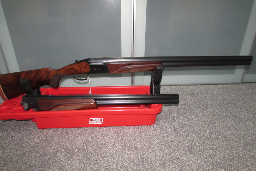 Baikal, IJ-27E-1C, 12 gauge, Over and Under, Right Handed