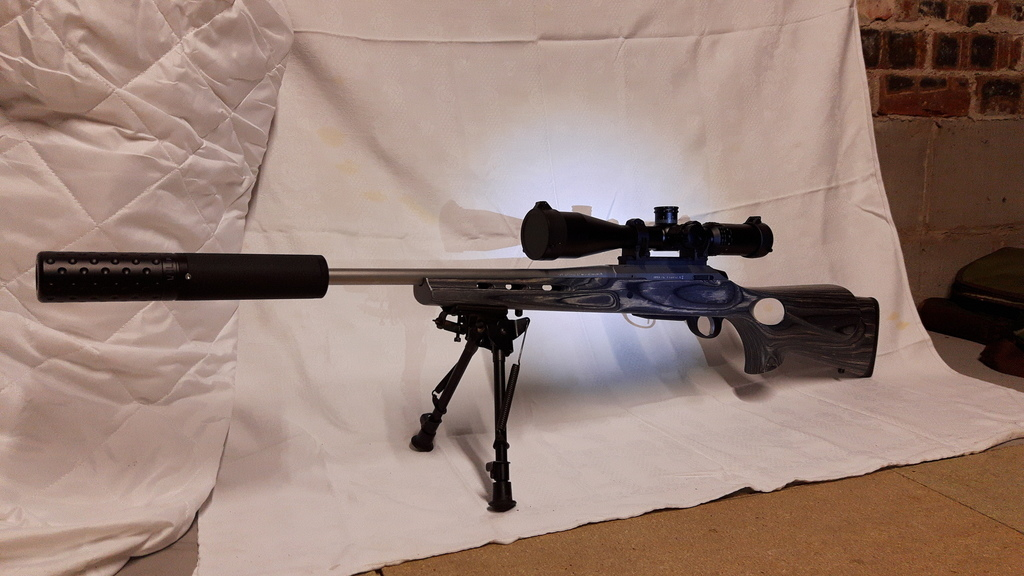 Tikka , T3X Lite Stainless,  223, Used - Mint Condition