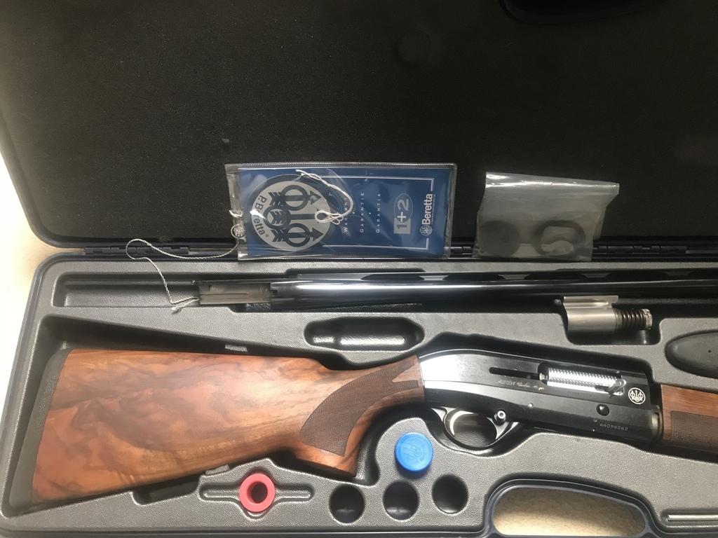Beretta, AL391 Urika Deluxe Sport, 12 gauge, Semi-Automatic