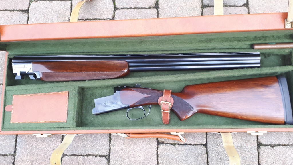 Browning, B26 LIEGE vgc, 12 gauge, Over and Under, Right