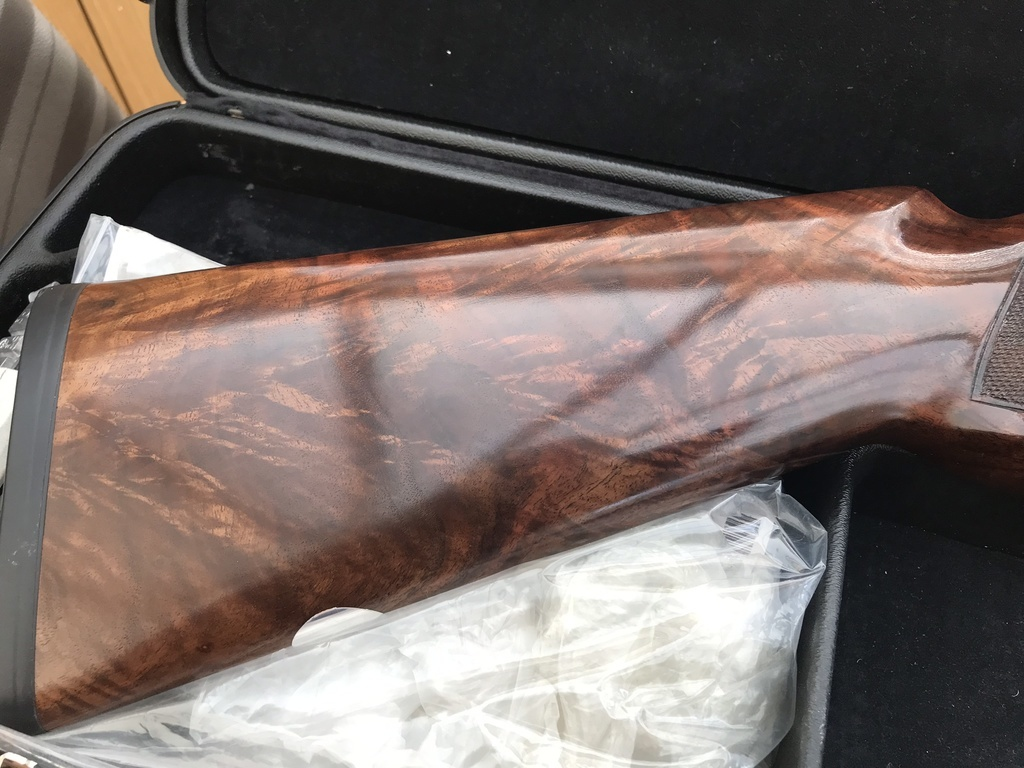 Miroku, MK60 High Pheasant Grade 5, 12 gauge, Over and Under