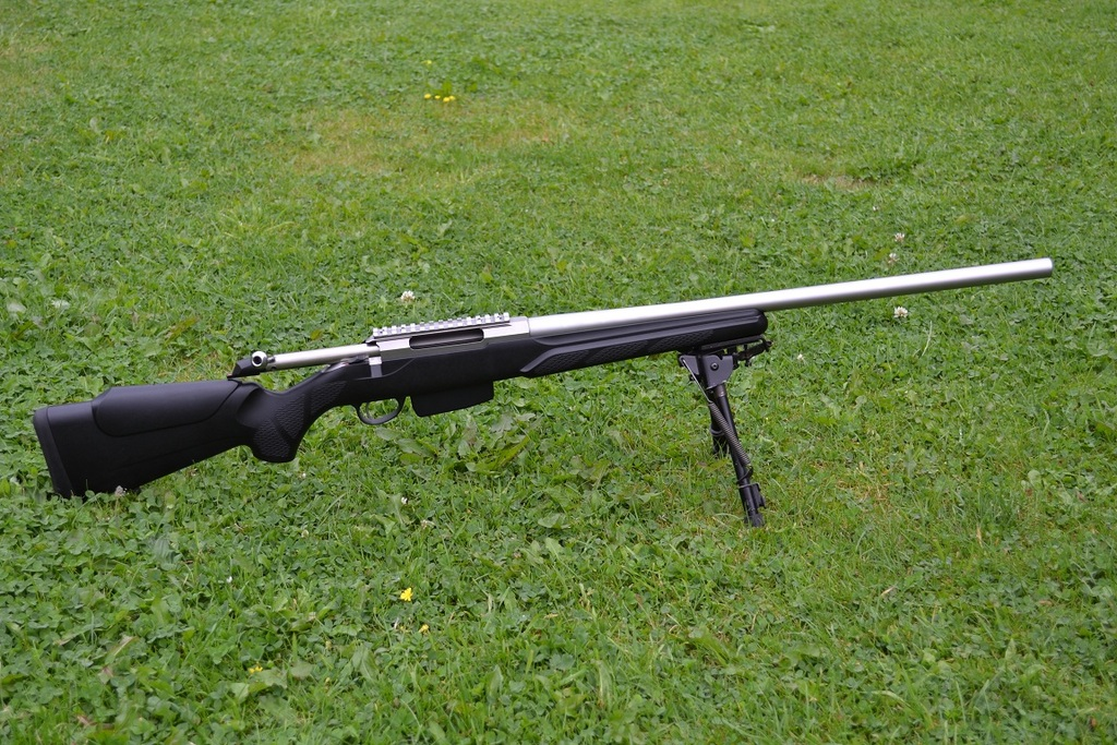 Tikka , T3 Varmint Stainless,  270, Used - Mint Condition