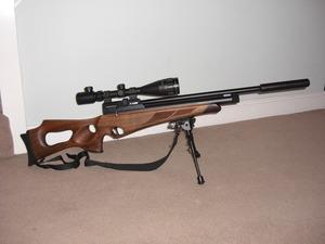 Falcon Prairie B Profile Air Rifle Review - YouTube